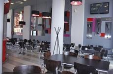 Restaurante Burguer Tebeo