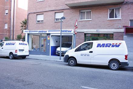 Transportes urgente mrw en zamora candelaria ruiz del for Oficinas de mrw en madrid